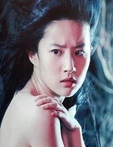 当红女星不到18岁就拍裸戏 李小璐14 刘亦菲16