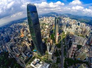 四大一线城市上海北京深圳广州对比,究竟谁更强
