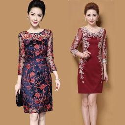 婚礼妈妈装中国品牌有哪些